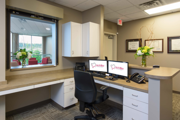 Office- Front desk